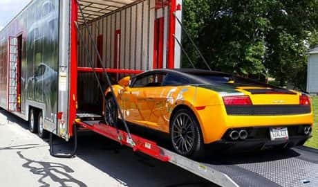 shipping your car